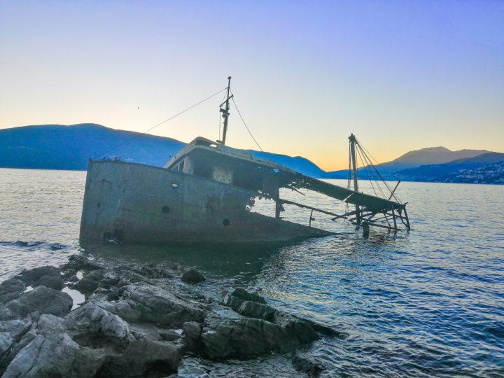 """NVO IMAG u stručnoj posjeti kulturno-istorijskom spomeniku ,,Olupine broda Galijun"""""""