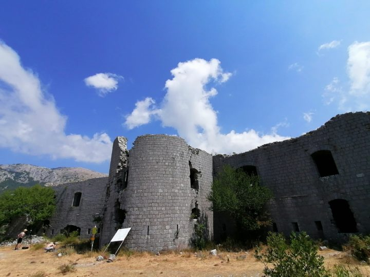 Da li će tvrđava Kosmač preživjeti naredni zemljotres?