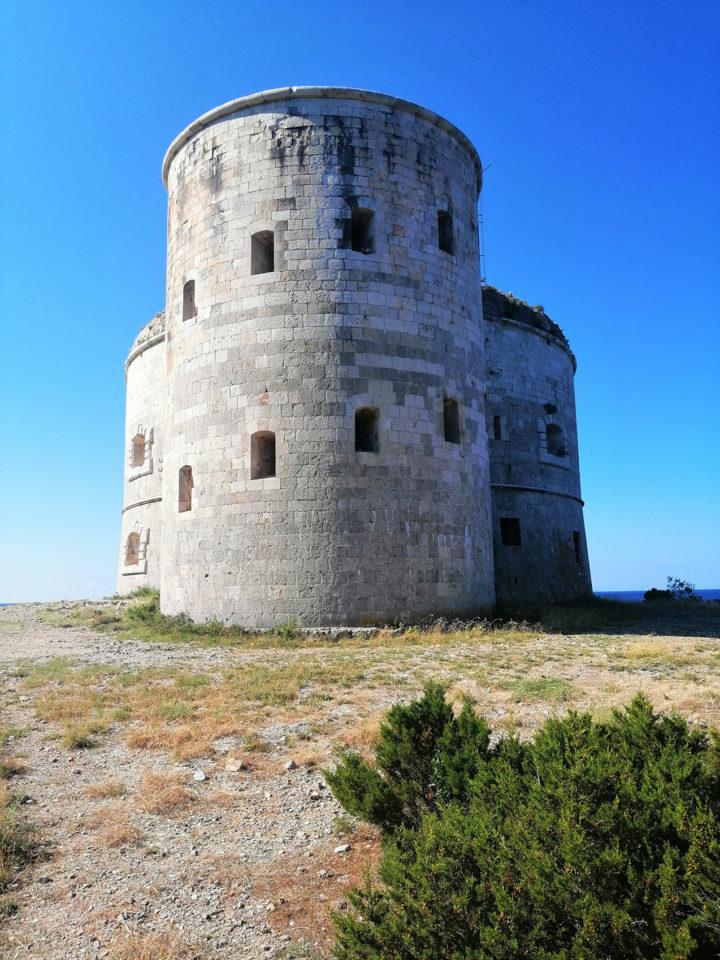 Devastacija austro-ugarskih tvrđava u Boki