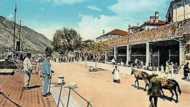 Kotorska pijaca kao nepokretno kulturno dobro