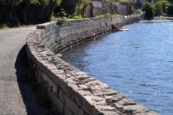 Kameni parapetni zidovi su graditeljsko nasljedje Boke